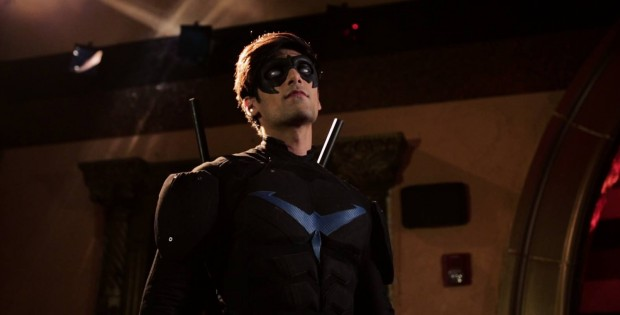 Ismahawk's Nightwing The Series Screencap