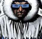 Captain Cold image. Courtesy of DC Comics.