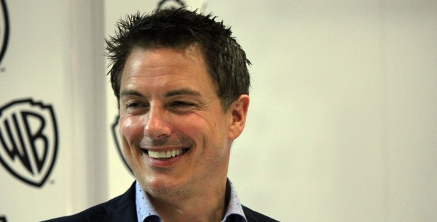 John Barrowman at San Diego Comic Con 2014.