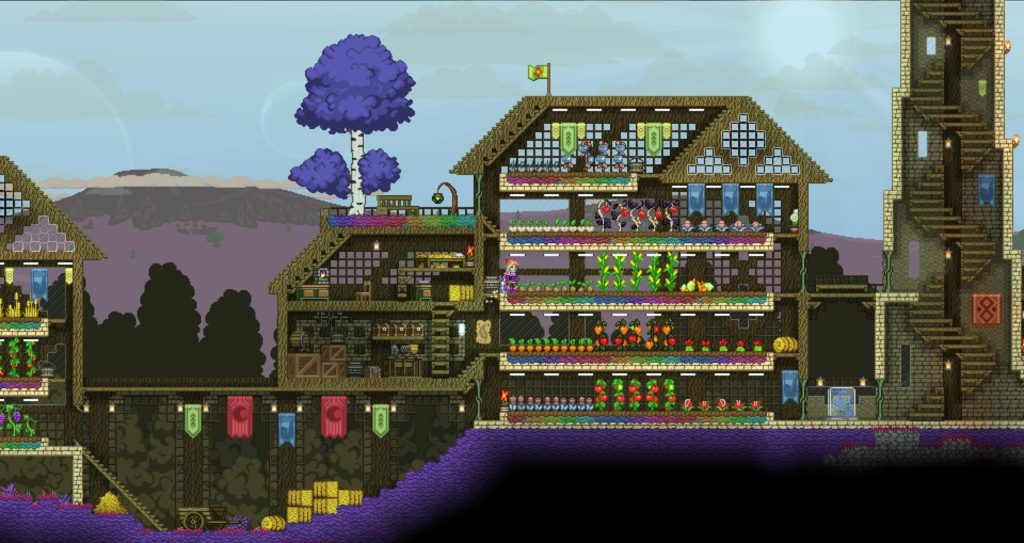 Game Watch Starbound Official Release Dorkaholics