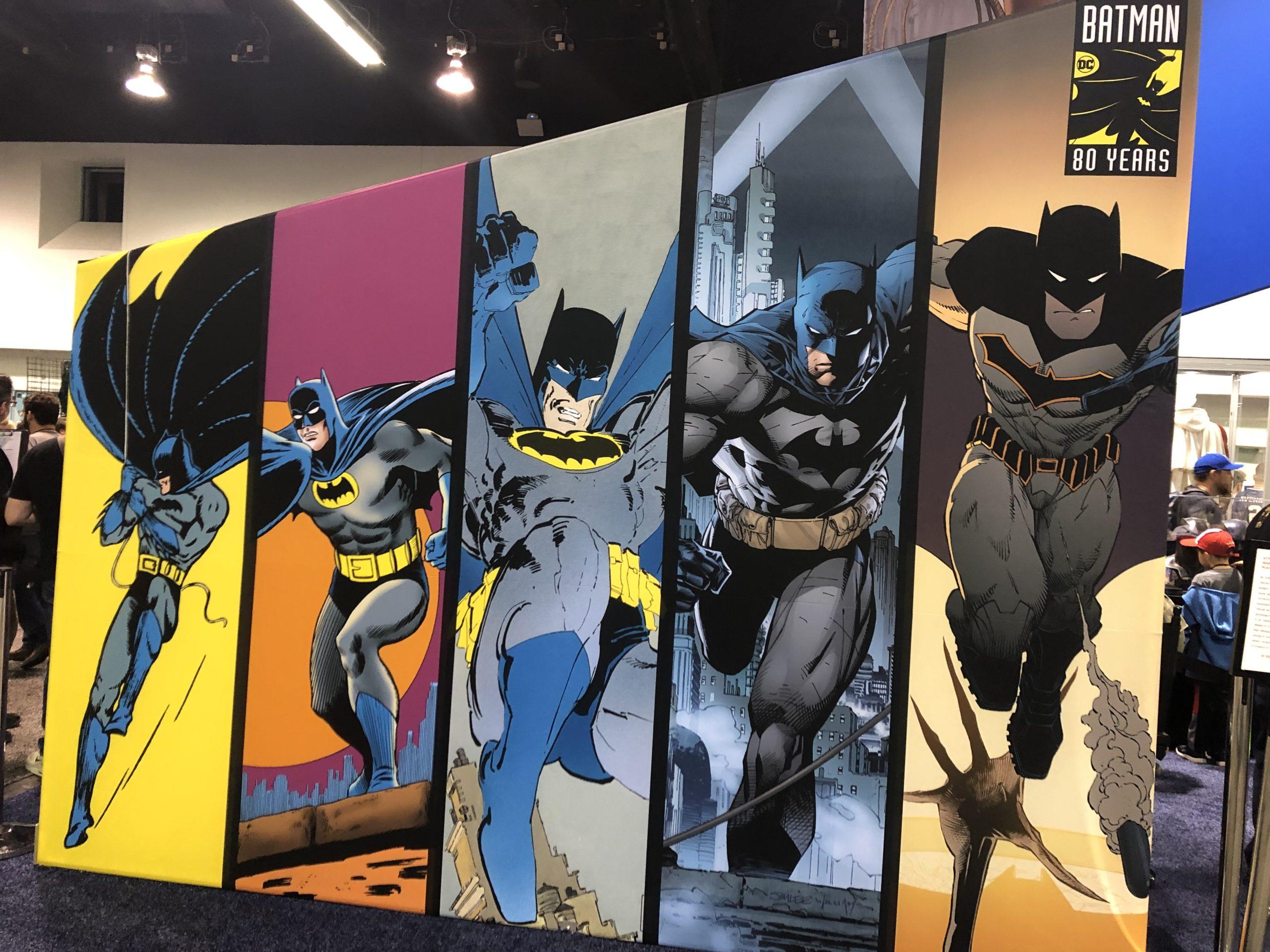 80 Years of Batman at WonderCon 2019. Photo: Danny Pham/dorkaholics.