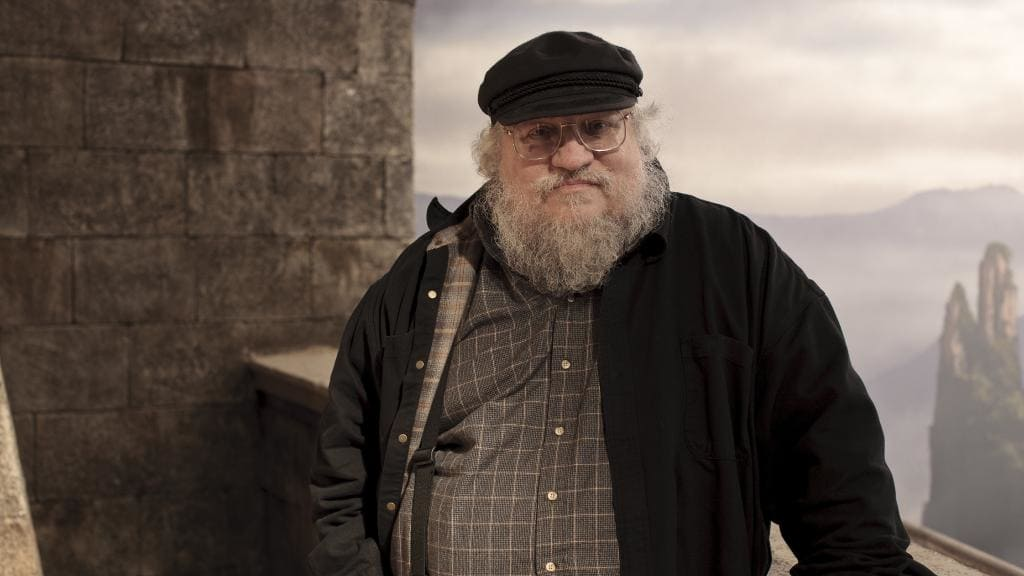 George RR Martin, writer of the novels that Game of Thrones draws from. Photo: HBO
