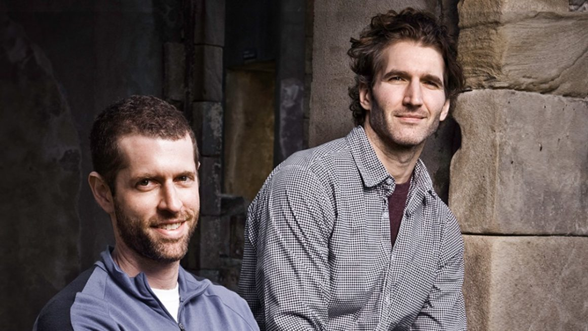 Game of Thrones showrunners DB Weiss and David Benioff. Photo: HBO.