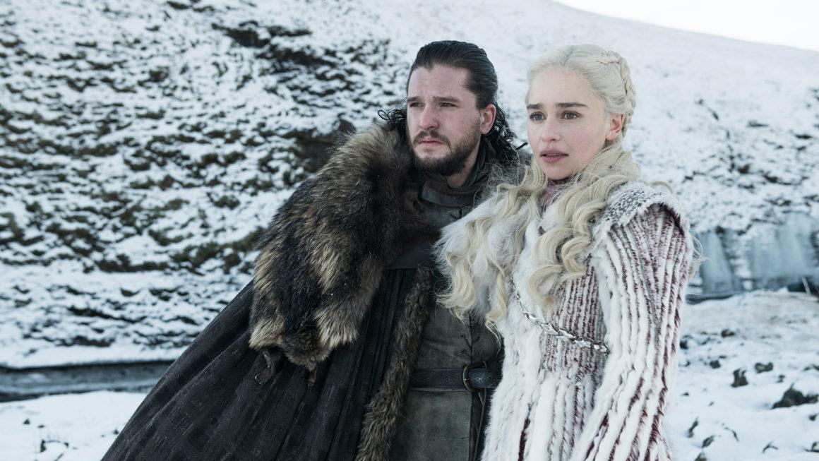 Daenerys Targaryen and Jon Snow's fates will be revealed in season eight of Game of Thrones. Photo: Helen Sloan/HBO.