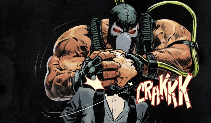 Bane snapped Alfred's neck in Batman #66. Photo: DC Comics