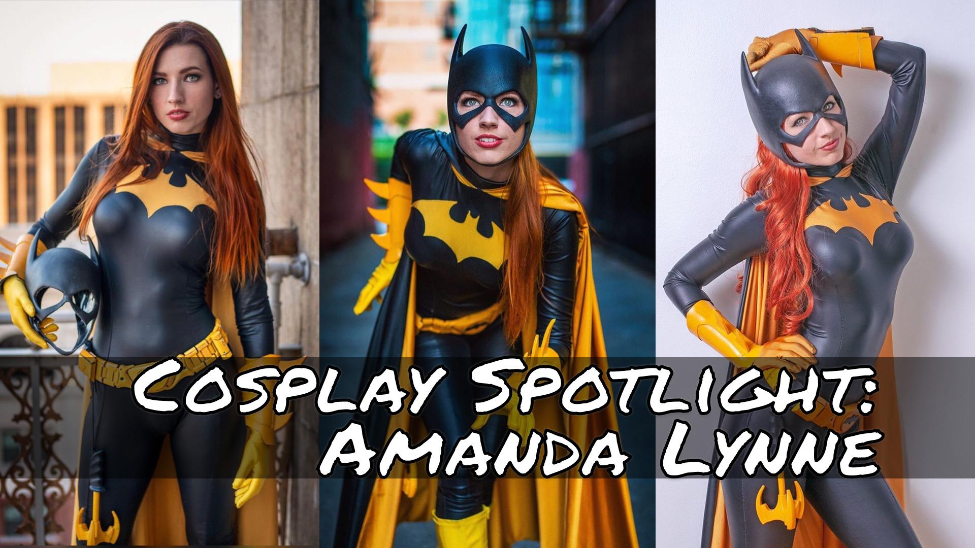 Cosplay Spotlight on Amanda Lynne. Photo: Johnny Porsche, modelandmuse.com