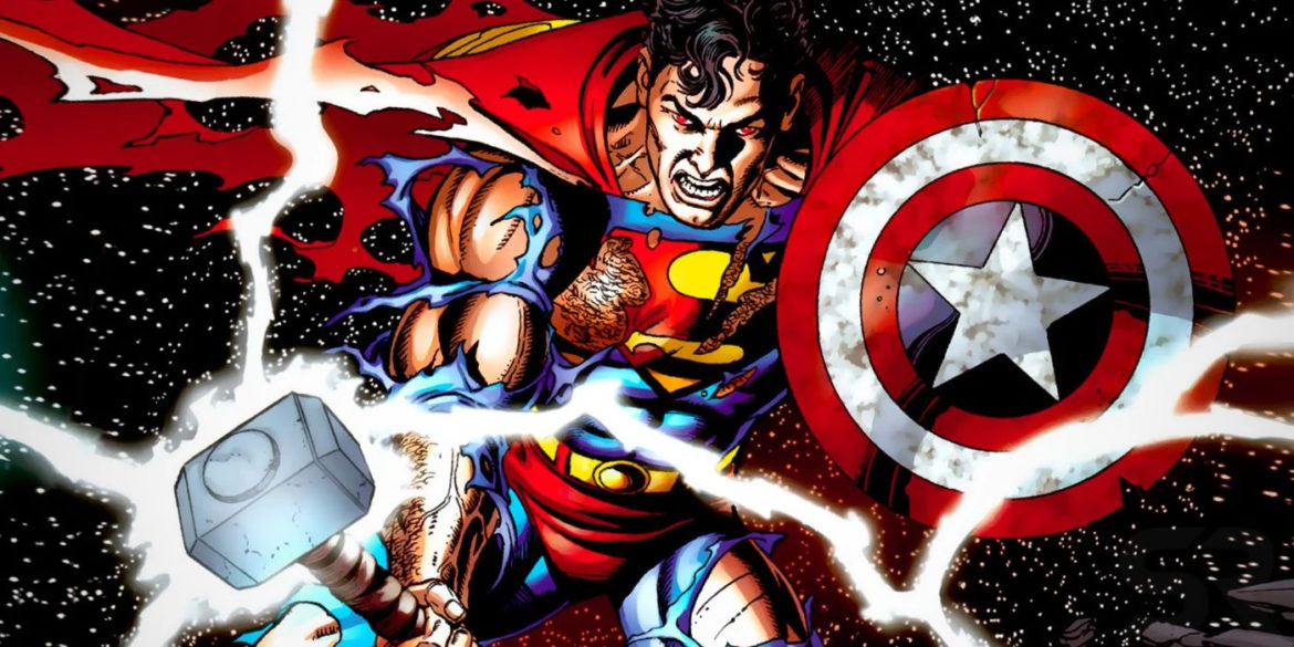 Would Secret Crisis give us a Mjolnir and Captain America's Shield dual-wielding Superman?