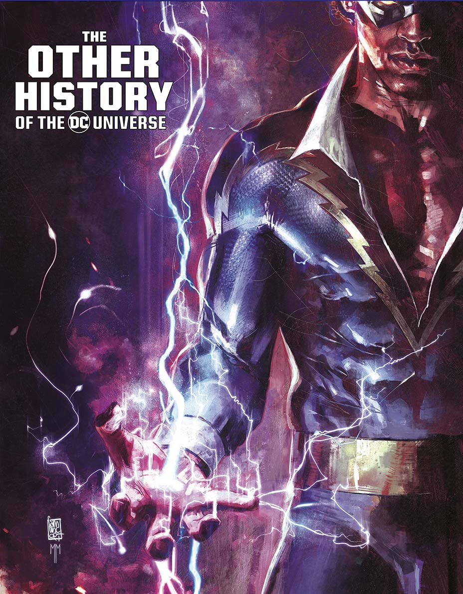 The Other History of the DC Universe by John Ridley comes out November 2020.