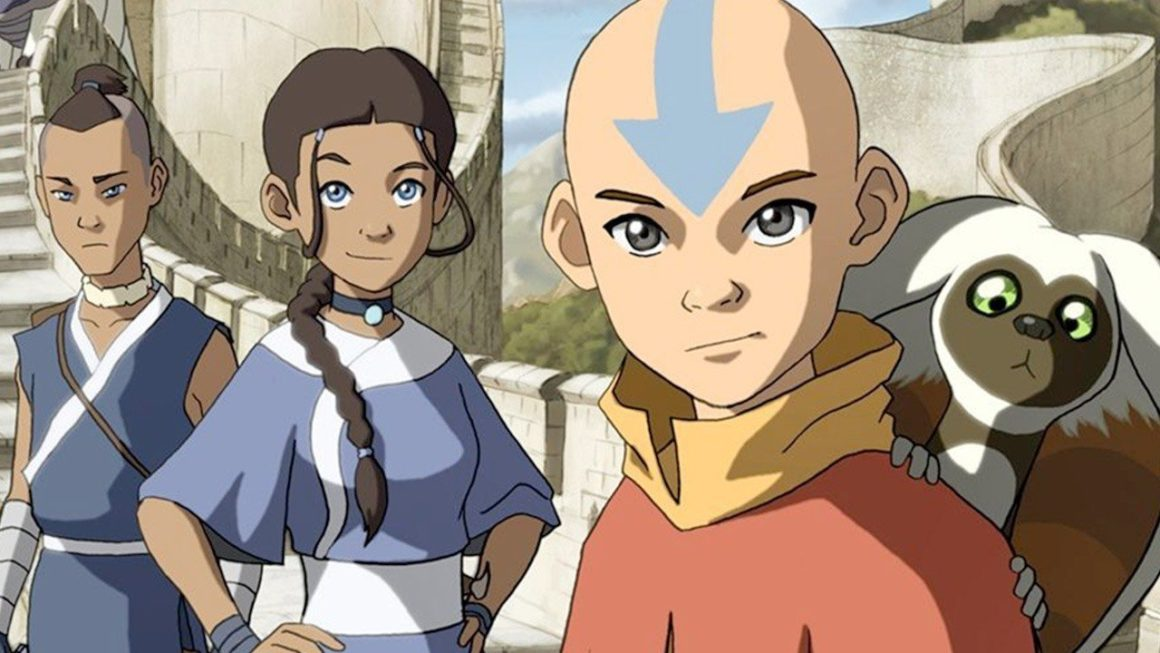 Katara and Sokka discover an iceberg during an argument and end up discovering the Avatar, Aang. Photo: Nickelodeon/Avatar: The Last Airbender