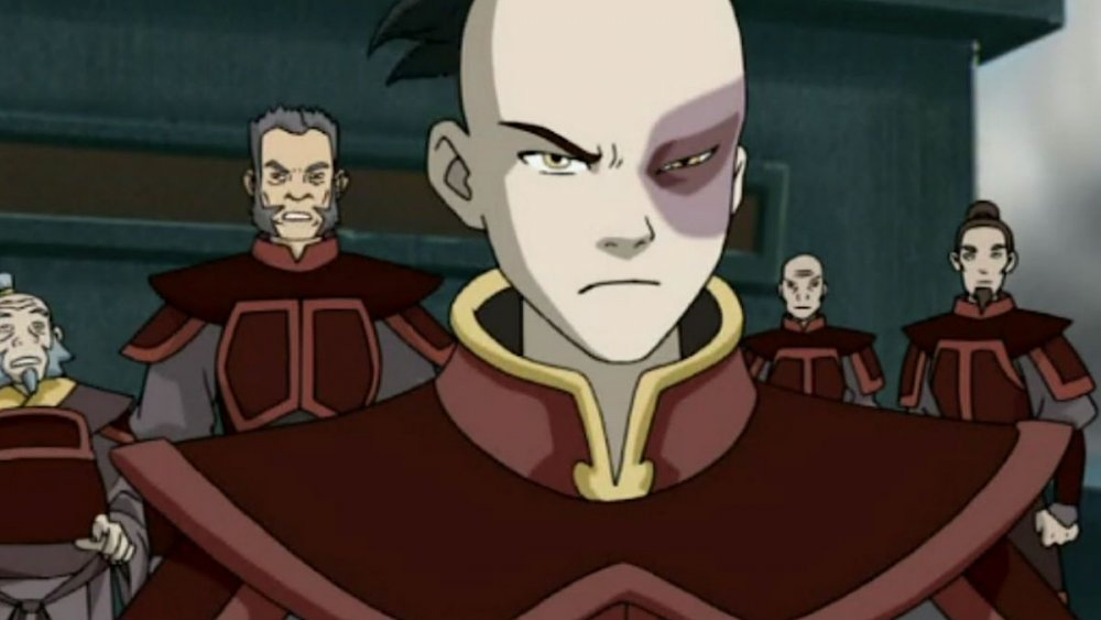 Prince Zuko starts off completely consumed in his ambition to capture Aang in order to repair his severed relationship with his father, Fire Lord Ozai, who banished him after a disagreement. Photo: Nickelodeon/Avatar: The Last Airbender