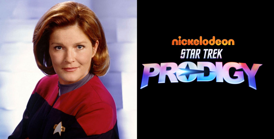 On Oct. 8, Nickelodeon and CBS Studios announced Kate Mulgrew will be joining the cast of their new animated series Star Trek: Prodigy as Captain Janeway, the first female captain of the Star Trek franchise aboard Voyager.