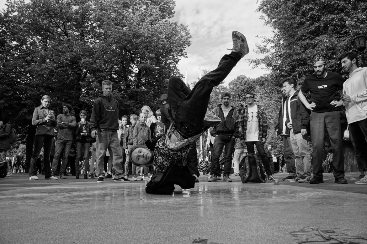How Breakdancing Evolved Into an Olympic Sport