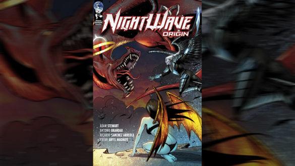 Nightwave: Origin by Adam Stewart of Planet Gocman