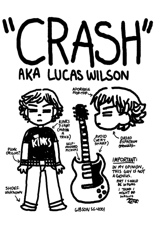Crash Wilson