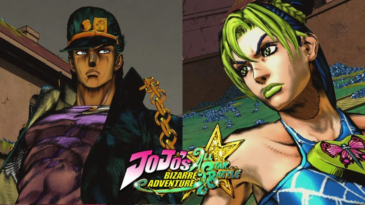 Sit back and relax 'cause we are about to get the anime debut of Jolyne Cujoh in JoJo's Bizarre Adventure Part Six Stone Ocean.
