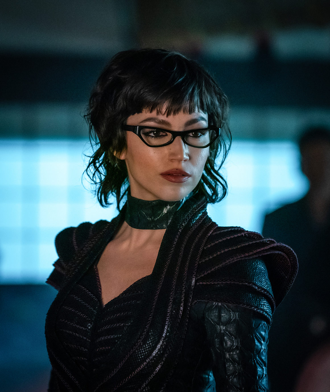 Ursula Corbero plays The Baroness in Snake Eyes: G.I. Joe Origins from Paramount Pictures, Metro-Goldwyn-Mayer Pictures and Skydance.